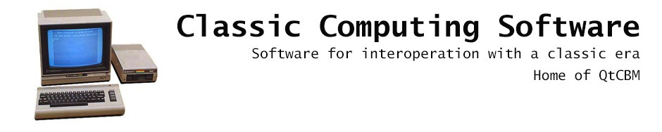 Classic Computing Software – Home of QtCBM